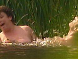 Caroline Quentin Nipple - Men Behaving Badly