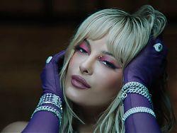 Bebe Rexha - Purple Swag