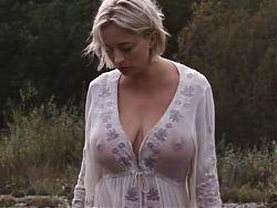 Caroline Vreeland - wet boobs