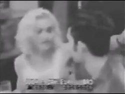 Madonna Tongue Kissing