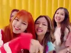 Blackpink as if its your last music video
