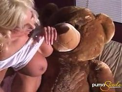 Puma Swede Play with teddy