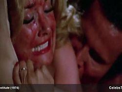 Barbara Bouchet nude sex video