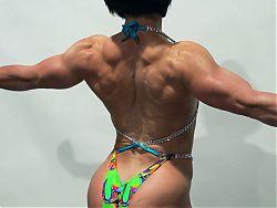 Dana Linn Bailey - muscular beauty